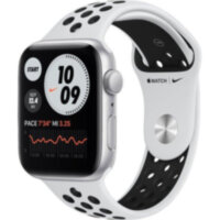 Apple Watch Nike SE GPS 44mm Silver Aluminum (MYYH2)