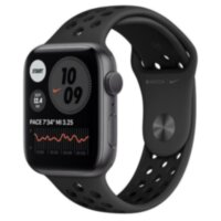 Apple Watch Nike Series 6 GPS 44mm Space Gray Aluminum (MG173)