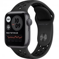Apple Watch Nike SE GPS 40mm Space Gray Aluminum (MYYF2)