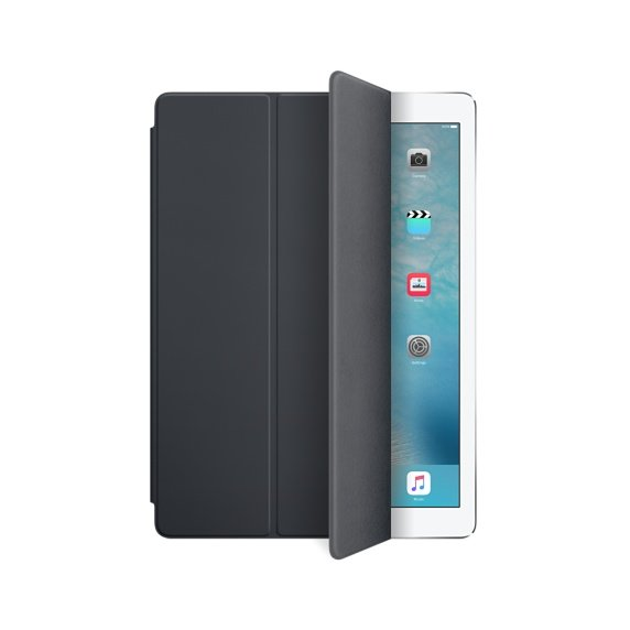 Smart Cover for iPad Pro 12.9 - Charcoal Gray