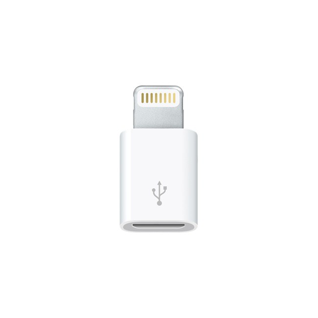 Lightning to Micro USB Adapter MD820