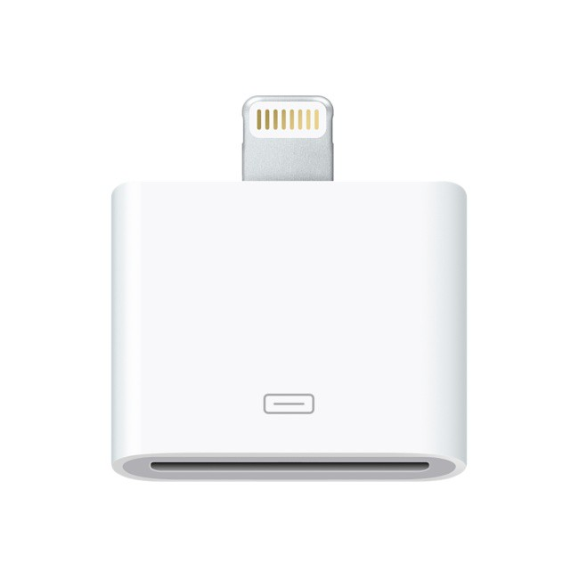 Apple Lightning to 30-pin Adapter MD823ZM