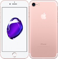 iPhone 7 256GB Rose Gold