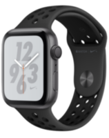 Apple Watch Nike+ 44mm Space Gray Aluminum Case with Anthracite/Black Nike Sport Band (MU6L2) Уценка!