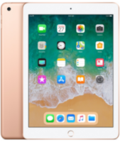 iPad 128GB Wi-Fi Gold