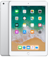 iPad 128GB Wi-Fi Silver