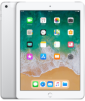 iPad 128GB Wi-Fi+4G Silver
