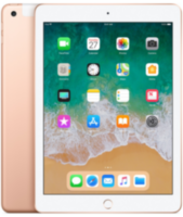 iPad 128GB Wi-Fi+4G Gold