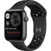 Apple Watch Nike SE GPS 44mm Space Gray Aluminum (MYYK2)
